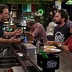 Danny DeVito, Charlie Day, and Glenn Howerton in It's Always Sunny in Philadelphia (2005)