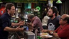 The Gang Tends Bar