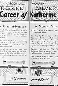 Catherine Calvert in The Career of Katherine Bush (1919)