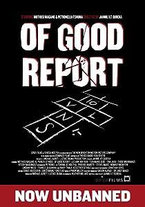 MP4 full movie downloads Of Good Report by Jahmil X.T. Qubeka [QuadHD]