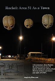 Rachel: Area 51 as a Town Poster