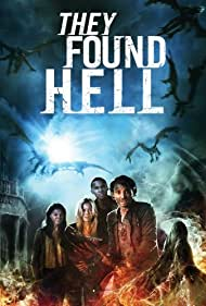 Austin Scott, Kabby Borders, Chris Schellenger, and Katy Reece in They Found Hell (2015)