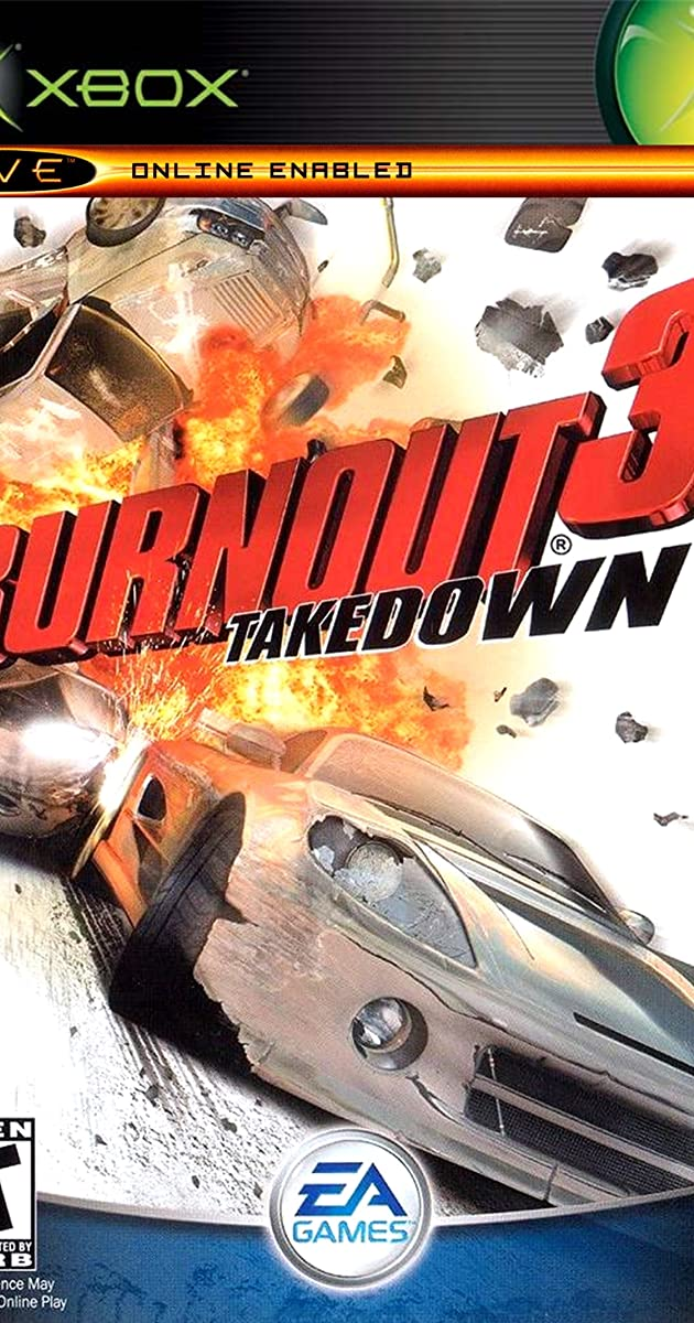 burn out 3