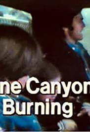 Pine Canyon Is Burning Poster