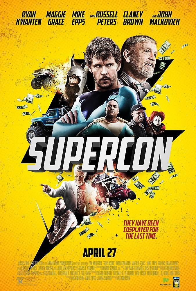 فيلم Supercon مترجم