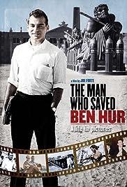 The Man Who Saved Ben-Hur Poster