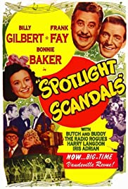 Spotlight Scandals Poster