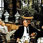 Marcello Mastroianni, Vittorio Gassman, and Ugo Tognazzi in La terrazza (1980)