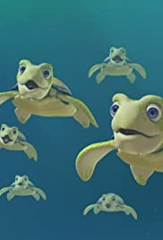 A Sea Turtle Tale Poster