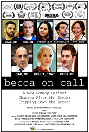 Becca on Call Poster