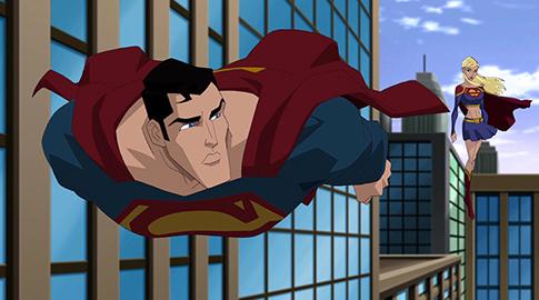 دانلود انیمیشن superman unbound 2013