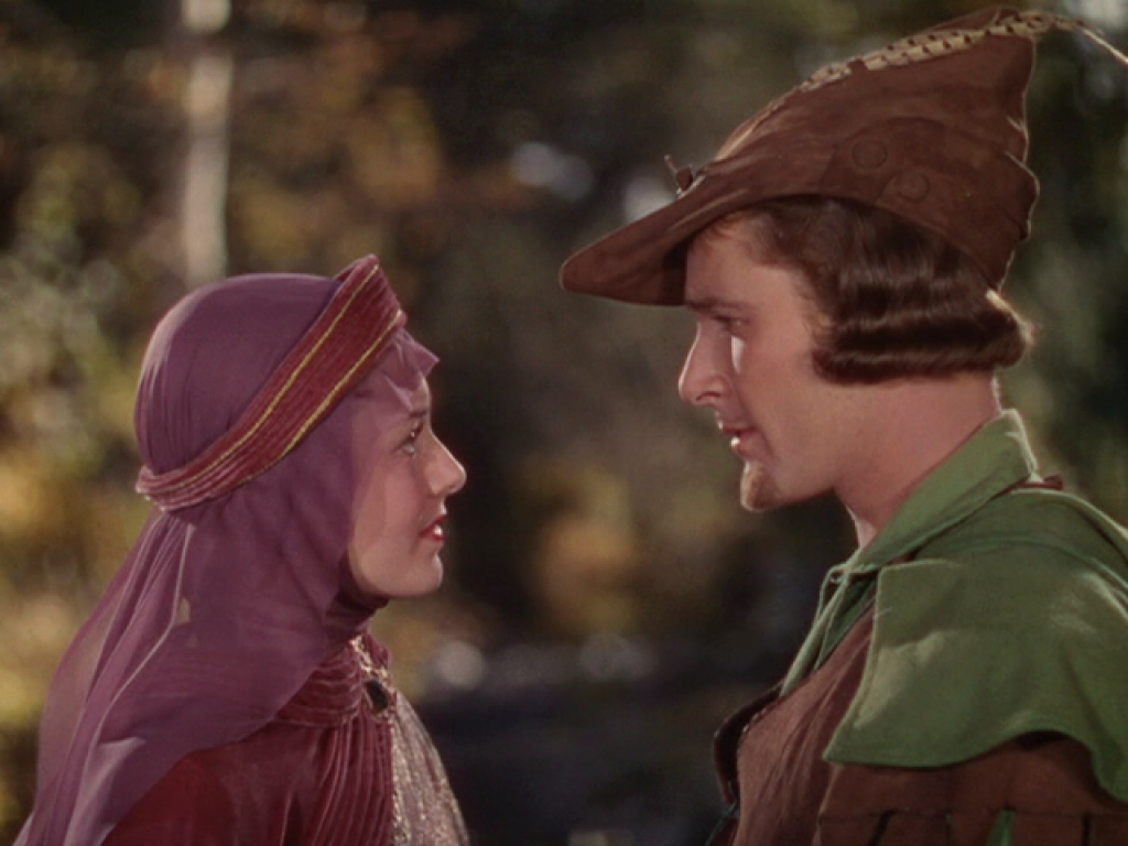 Image result for The Adventures of Robin Hood movie
