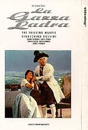 La Gazza Ladra Overture Poster