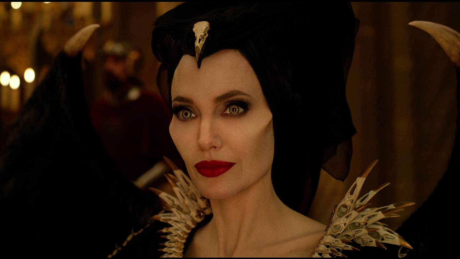 Angelina Jolie in Maleficent: Mistress of Evil (2019)