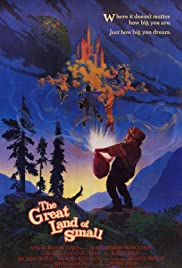 The Great Land of Small(1986) Poster - Movie Forum, Cast, Reviews