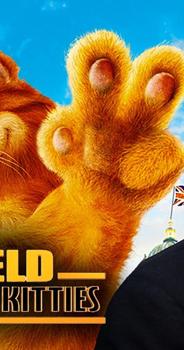 Nostalgia Critic Garfield A Tail Of Two Kitties Tv Episode 2017 Imdb