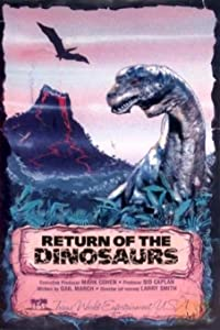 Return of the Dinosaurs full movie online free