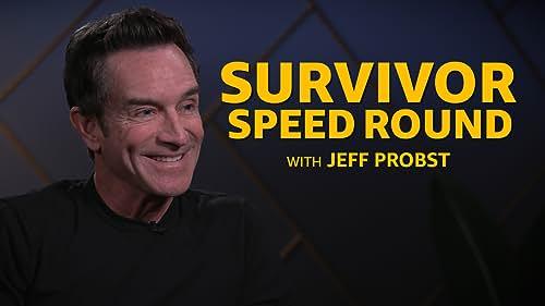 """Jeff Probst Plays """"Survivor"""" Speed Round"""