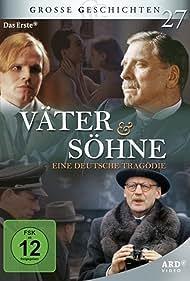 Burt Lancaster, Bruno Ganz, and Herbert Grönemeyer in Väter und Söhne - Eine deutsche Tragödie (1986)