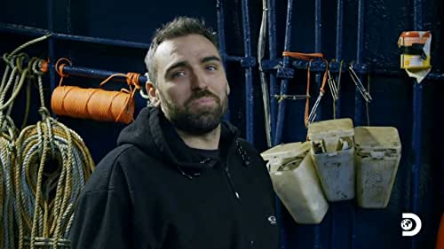 Deadliest Catch: Fire In The Brenna A's Engine Room