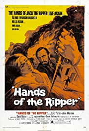 Hands of the Ripper (1971) Poster - Movie Forum, Cast, Reviews