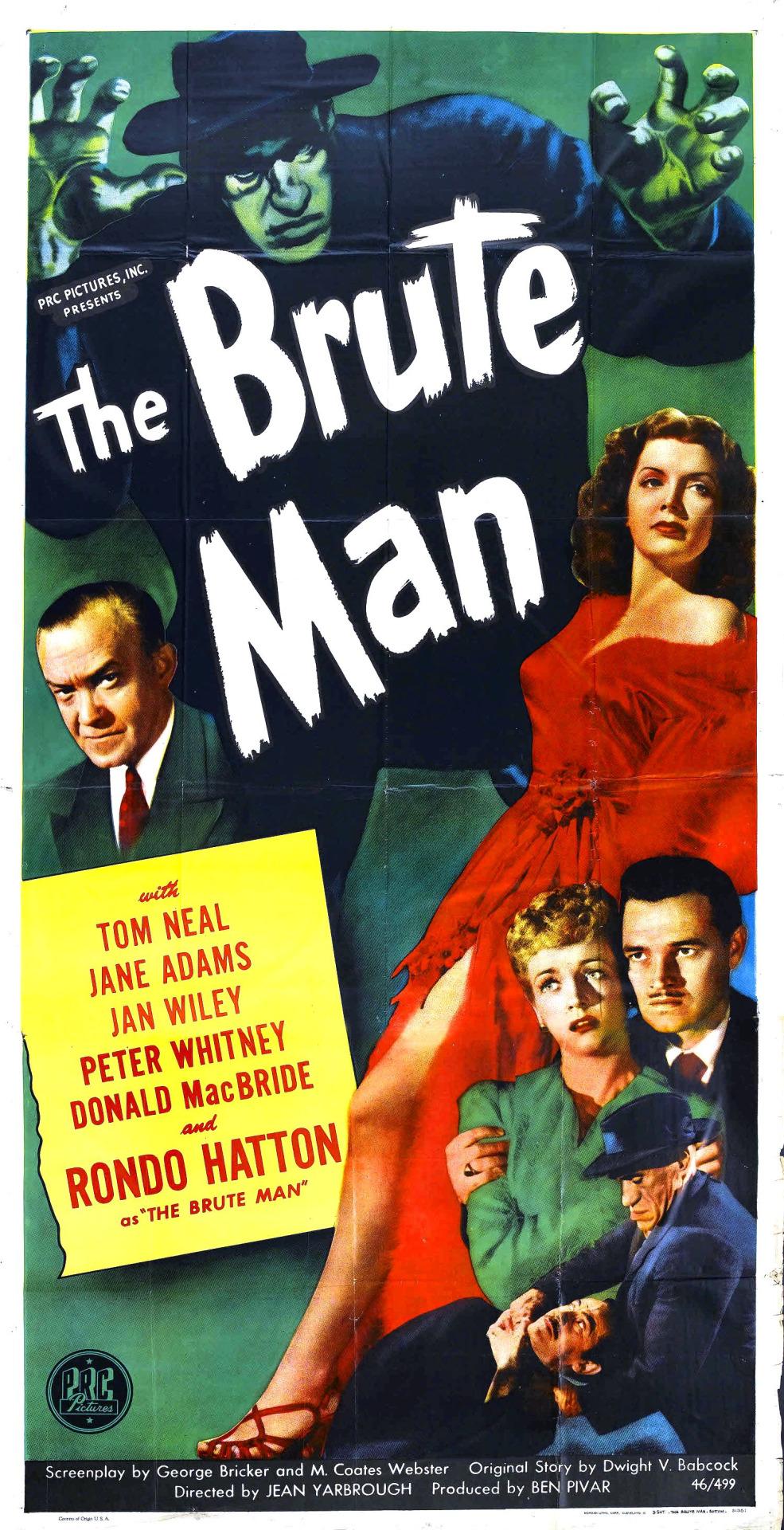 The Brute Man (1946) - IMDb
