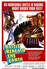 Battle Beneath the Earth Poster
