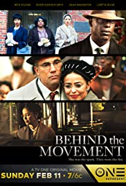 Behind the Movement Poster