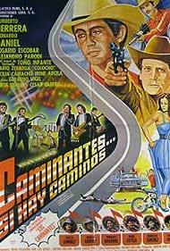 Leonardo Daniel and Humberto Herrera in Caminantes... si hay caminos (1994)