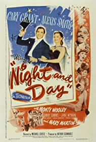 Cary Grant, Eve Arden, Mary Martin, Ginny Simms, Alexis Smith, and Jane Wyman in Night and Day (1946)