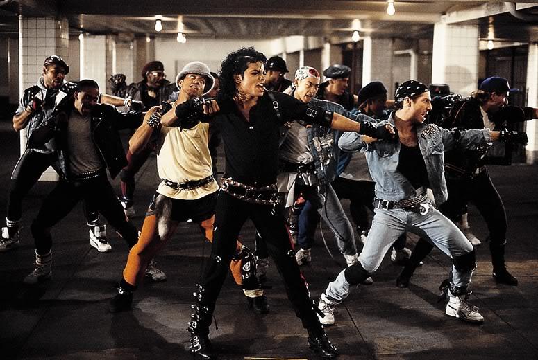 Michael Jackson Bad 1987