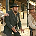 Paul Sorvino, Terence Hill, and Clare Carey in Doc West (2009)