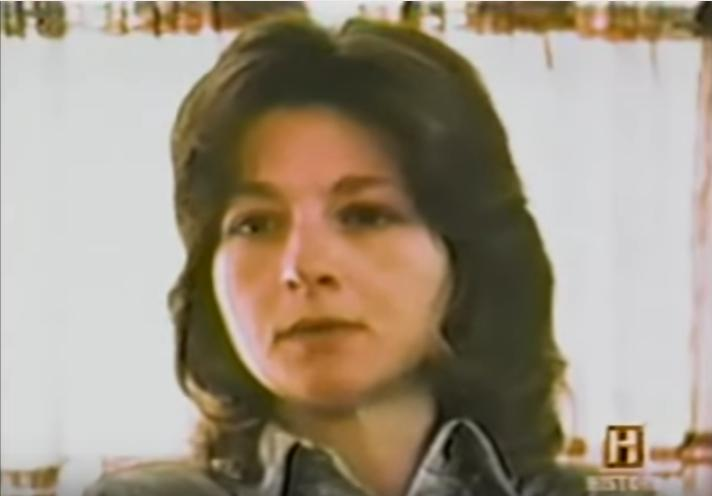 Kathy Lutz in In Search of... (1976)