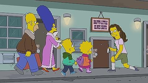 The Simpsons Tis The 30th Season Tv Episode 2018 Imdb