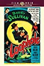 Loophole (1954) Poster