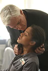 Philippe Brenninkmeyer and Gugu Mbatha-Raw in Undercovers (2010)