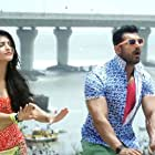 John Abraham and Shruti Haasan in Welcome Back (2015)