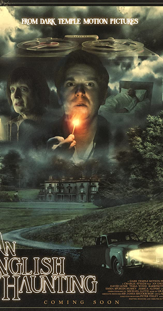 image poster from imdb - An English Haunting • Movie