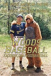 Woods Baseball Poster
