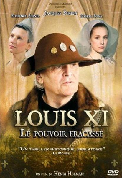 Florence Pernel, Jacques Perrin, and Gaëlle Bona in Louis XI, le pouvoir fracassé (2011)