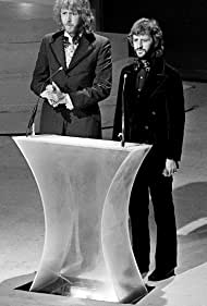 Harry Nilsson and Ringo Starr in The 15th Annual Grammy Awards (1973)