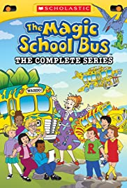 The Magic School Bus Poster