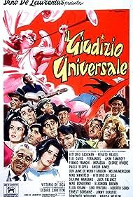 Anouk Aimée, Vittorio De Sica, Vittorio Gassman, Alberto Sordi, and Paolo Stoppa in Il giudizio universale (1961)