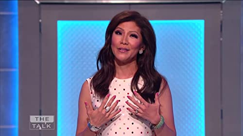 "Julie Chen Says Goodbye To ""The Talk"""