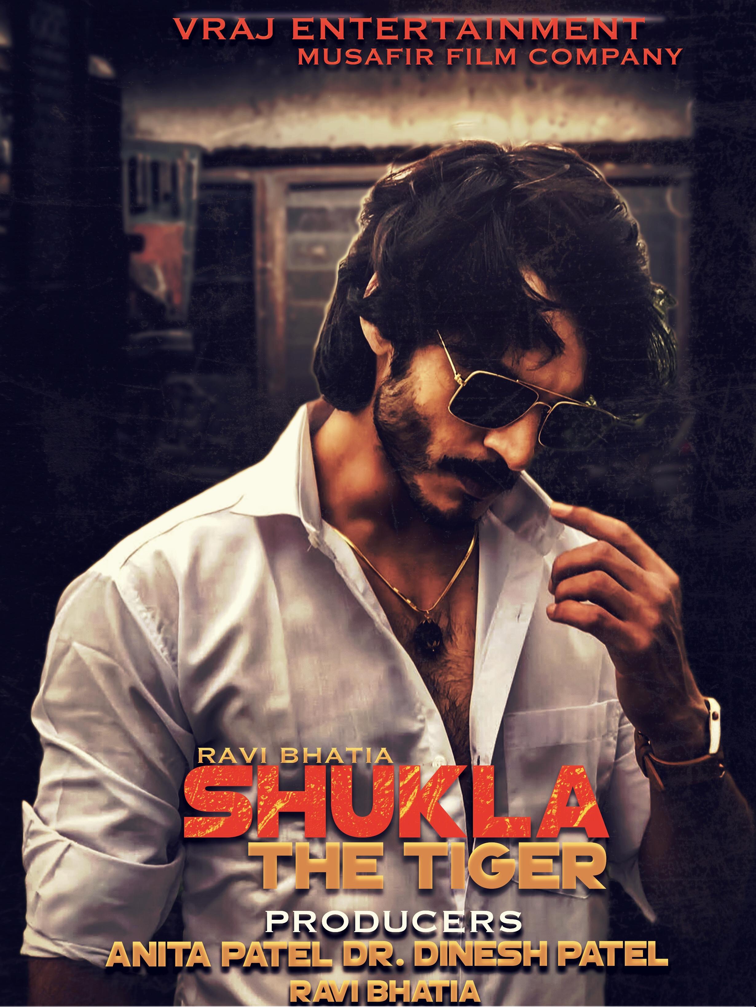 Shukla The Tiger (2020) S01 Hindi Dubbed Series    480p    720p