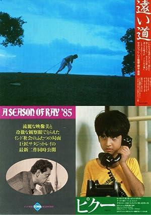 Satyajit Ray Deliverance Movie