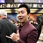 Simu Liu at an event for Shang-Chi and the Legend of the Ten Rings (2021)