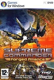 Supreme Commander: Forged Alliance Poster