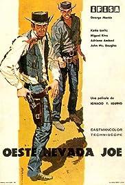 Oeste Nevada Joe Poster