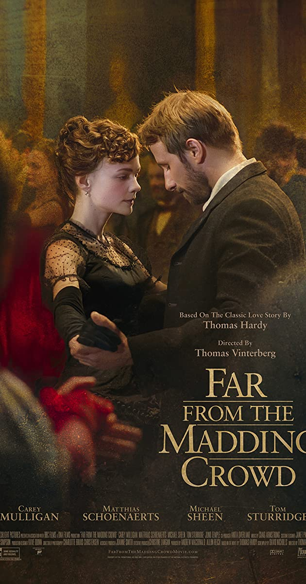 Subtitle of Far from the Madding Crowd